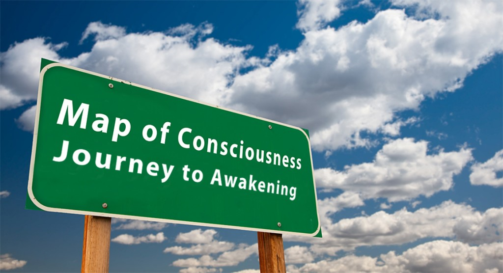 Map of Consciousness – The Journey of Awakening
