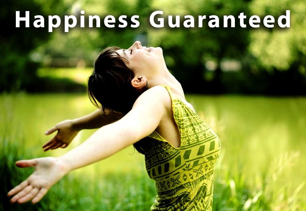 happiness-guaranteed